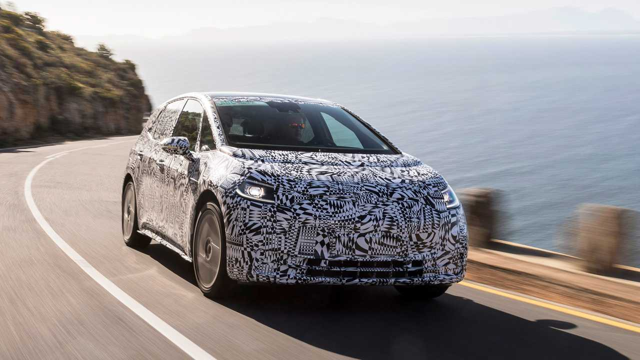 Volkswagen ID teaser görselleri