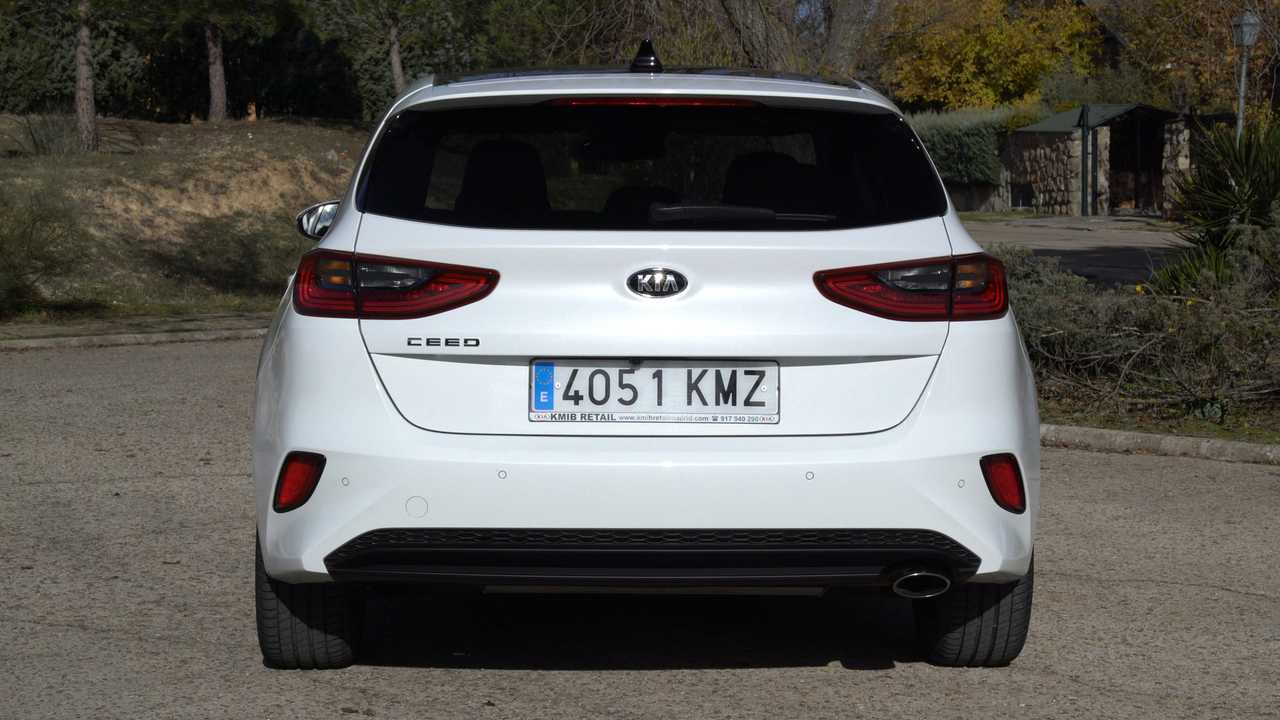 ¿Qué coche comprar? KIA Ceed 1.4 T-GDI