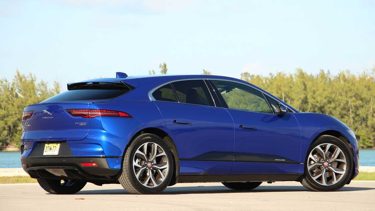 2019 Jaguar I-Pace Vs. 2018 Tesla Model X: Comparison