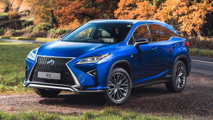 Lexus RX 450h Sport price announced, goes on sale 1 February