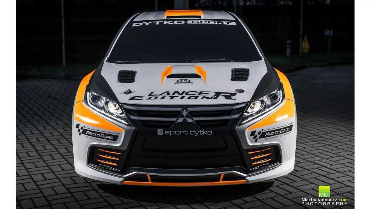 Lancer Edition R Is The New Evo Mitsubishi Won T Build