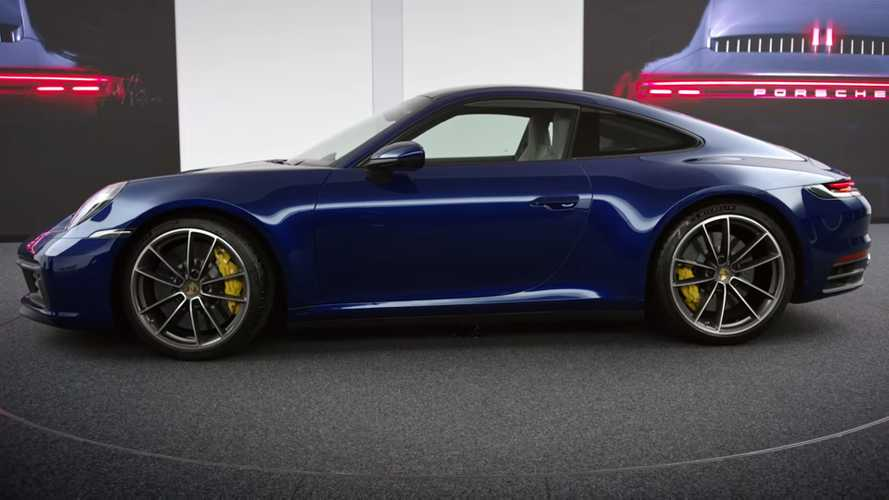 Porsche Top 5 Series Puts The Spotlight On New 911's Design