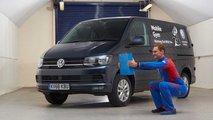 Volkswagen Mobile Gym Transporter