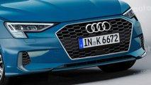 2020 Audi A3 Sportback render