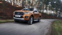Ford Ranger (2019): Facelift für den Pick-up