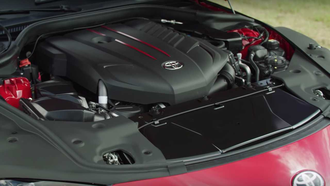 2020 Toyota Supra S Bmw Engine Dissected On Video