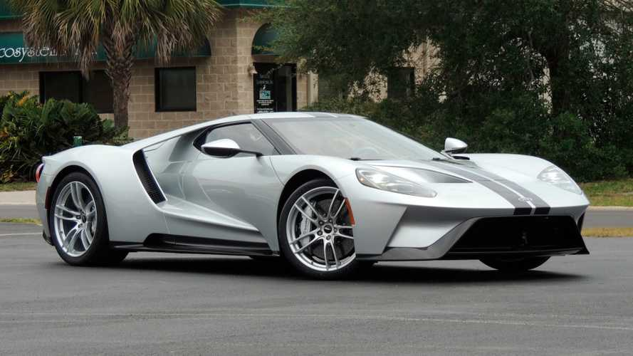 2017 Ford GT – Mecum Auctions