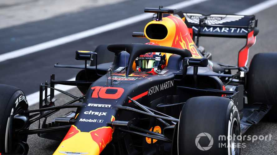 F1's 2019 front wing changes cost Red Bull €15 million