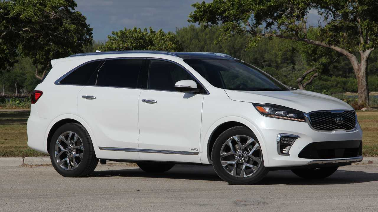 2019 Kia Sorento SX Limited Review: Midsize Surprise