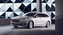 Ford Mondeo 2019 restyling