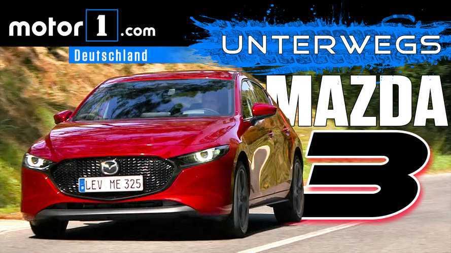 Mazda3 (2019) im Test