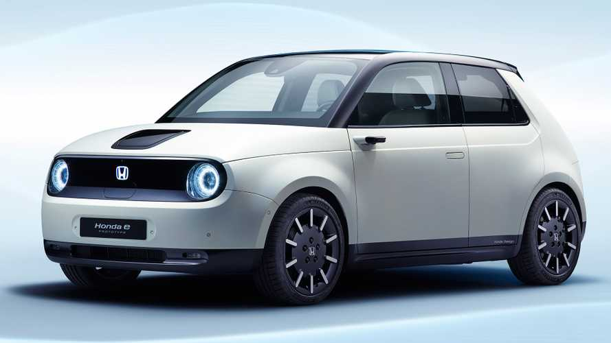 Honda E Prototype Revealed: Production-Bound Small, Sporty EV