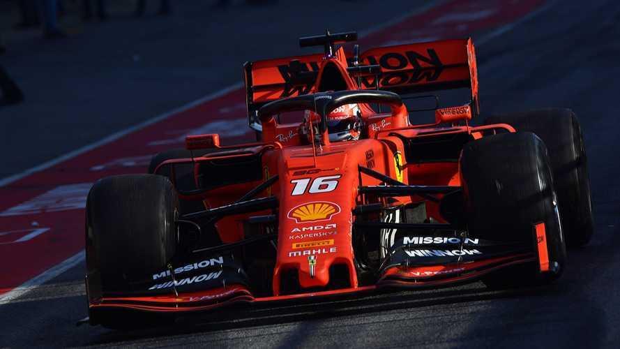 Ferrari: Leclerc domina, Mercedes più vicina di quanto sembri