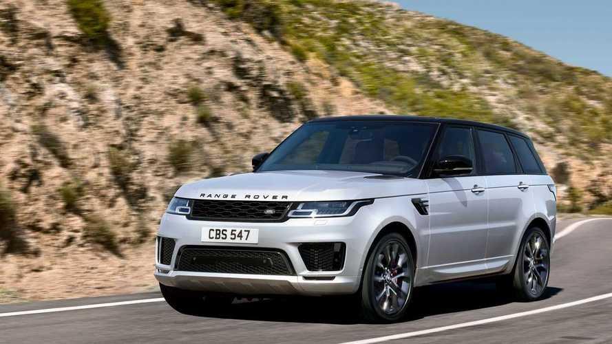 La Range Rover Sport diventa mild hybrid