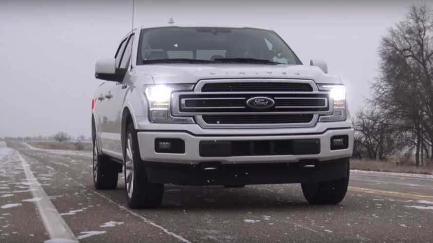 450-HP Ford F-150 Limited Dissected On Video