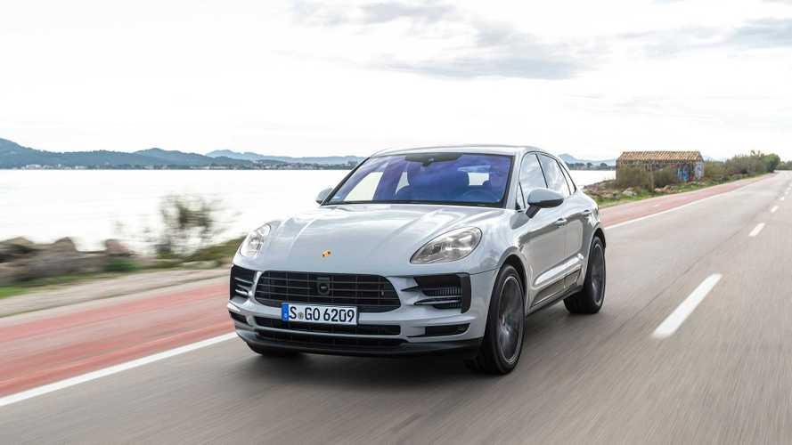 Novo Porsche Macan será totalmente elétrico
