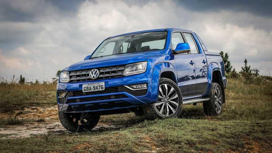Volkswagen Amarok deixa de ser produzida na Alemanha