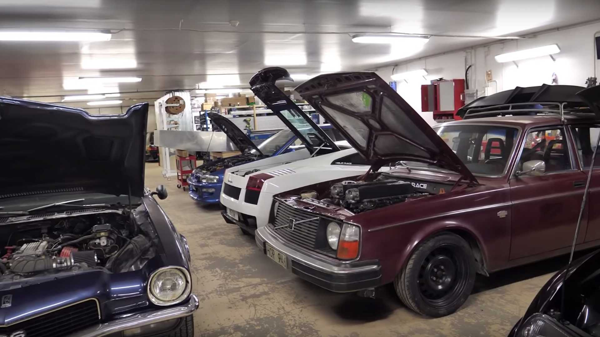 After 2jz Swap Volvo Owner Tries To Cram In Lamborghini V10