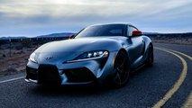 Elárverezték az első új Toyota Suprát