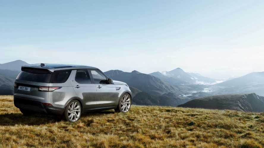 Land Rover Announces 30th Anniversary Discovery Special