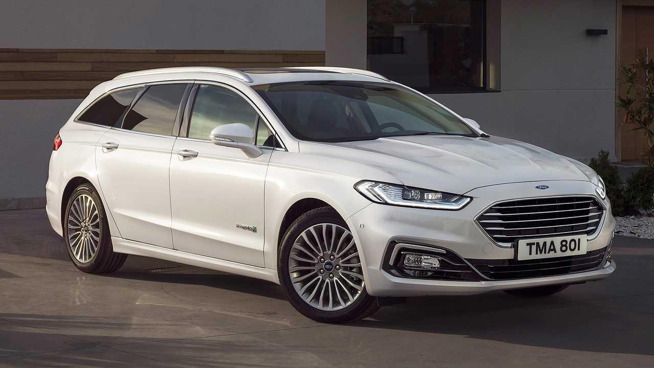 Ford Mondeo Hybrid Wagon 2019