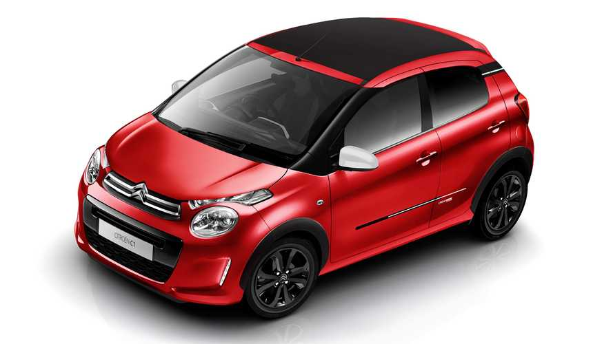 Citroën C1 Urban Ride is a stylish supermini starting from £13,180.