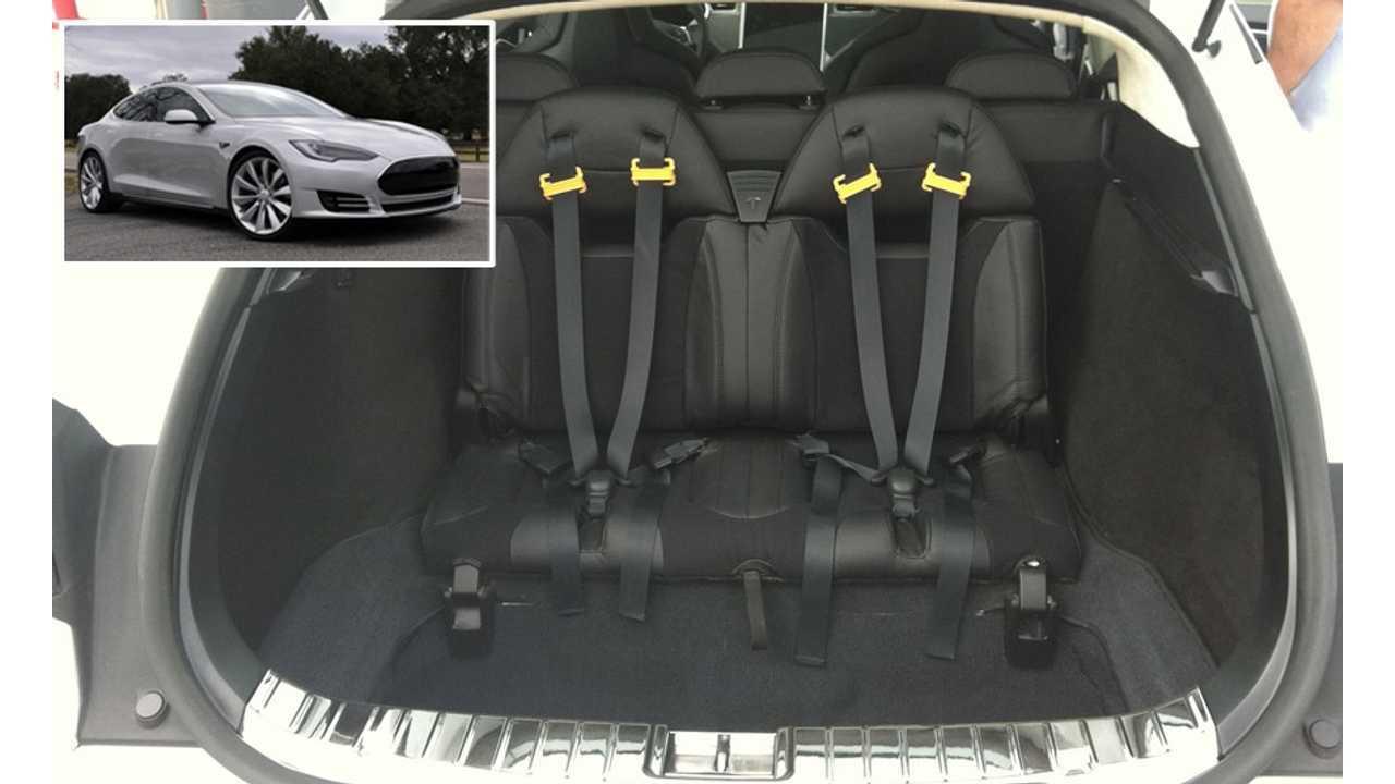 Consumer Reports to Test Tesla Model S' 7-Passenger Capability