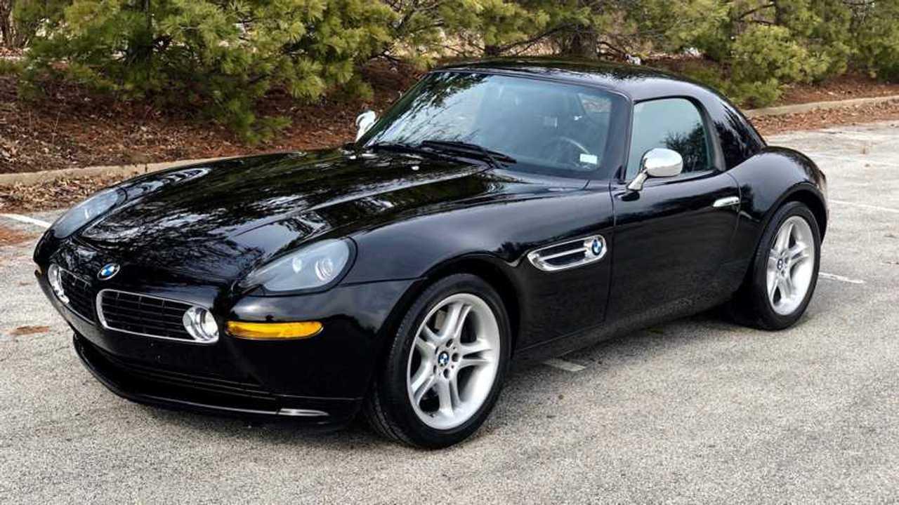 Subasta BMW Z8 2000