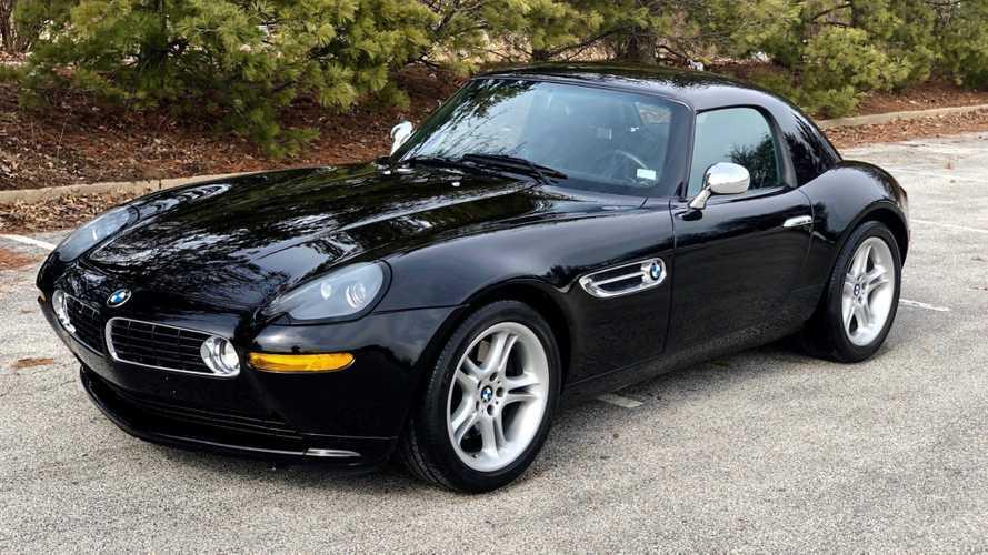 Subastado un BMW Z8 por 126.500 euros... y fue una ganga