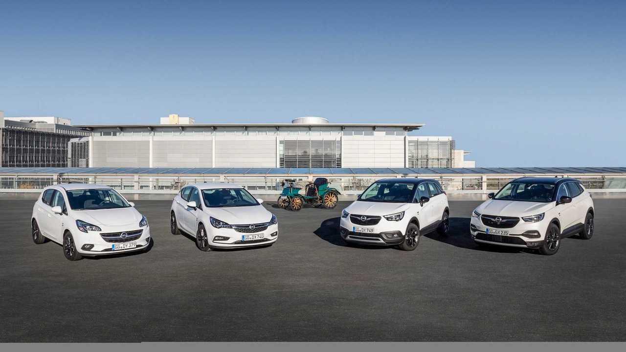 Opel, tre elettriche entro fine 2020