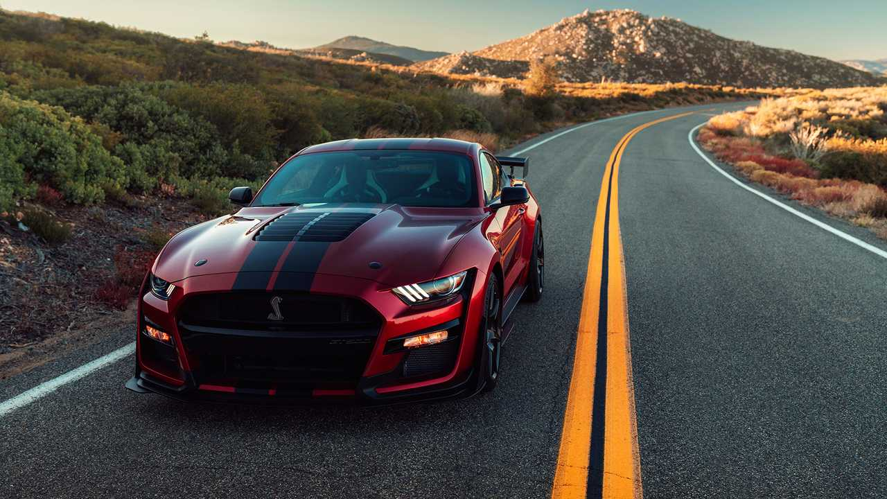 Nuova Ford Shelby GT500