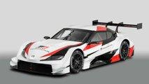 Концепция Toyota GR Supra Super GT