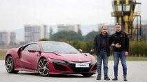 Levent berührte seine Träume mit Honda NSX