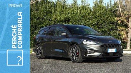 Ford Focus Wagon, perché comprarla e perché no