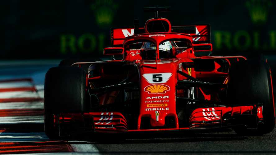 Ferrari, la F1 2019 cambia... colore