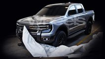 Next-Gen Ford Ranger Leaked Images
