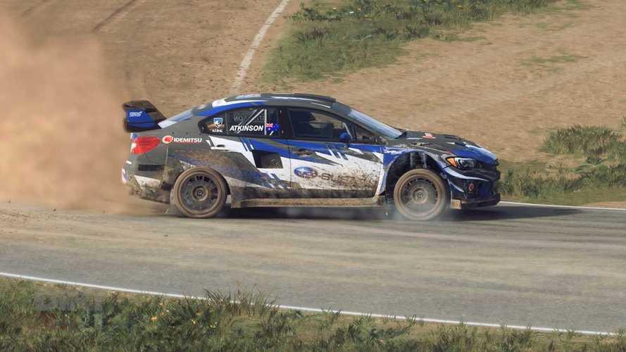 Dirt Rally 2 Game Screenshots