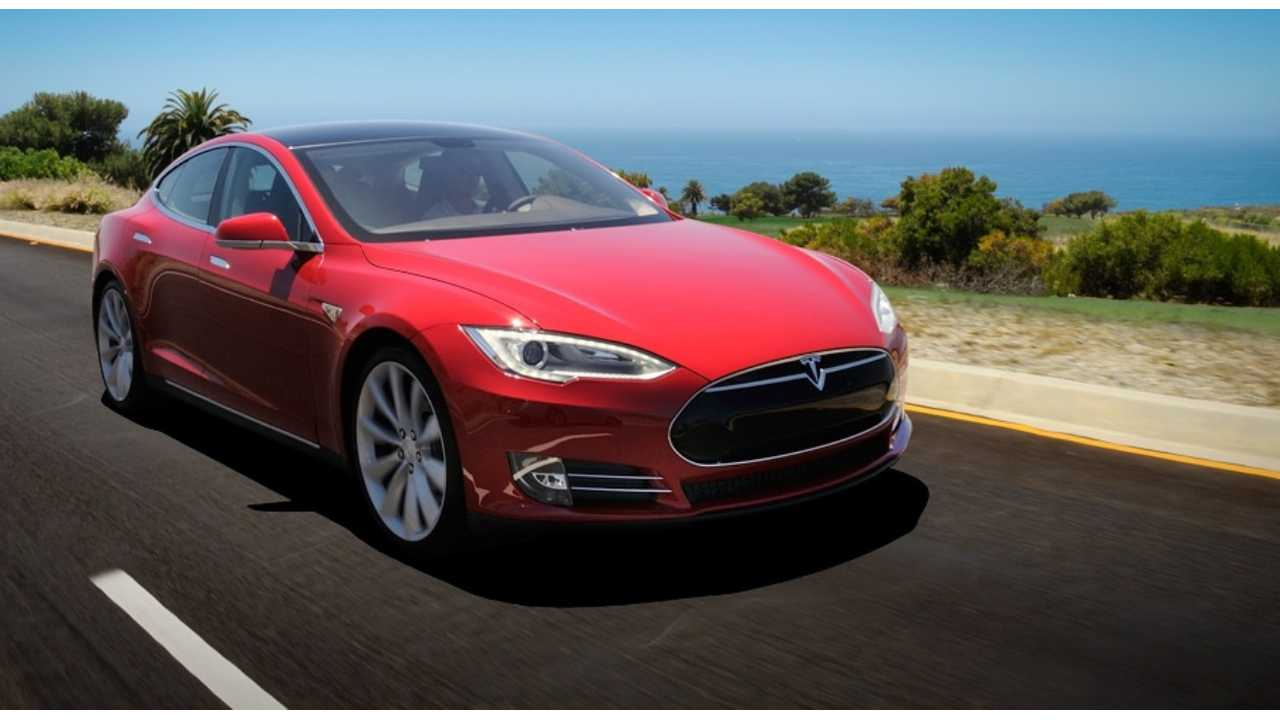 All Wheel Drive Tesla Model S Expected to Launch in Early 2014