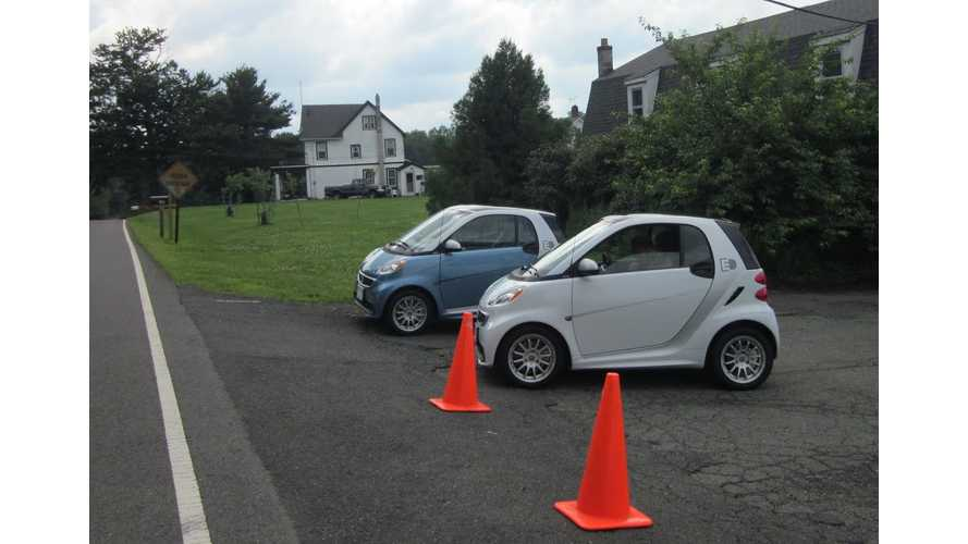 2013 Smart Fortwo Electric Drive Review: The Ideal Urban Electric (w/video)