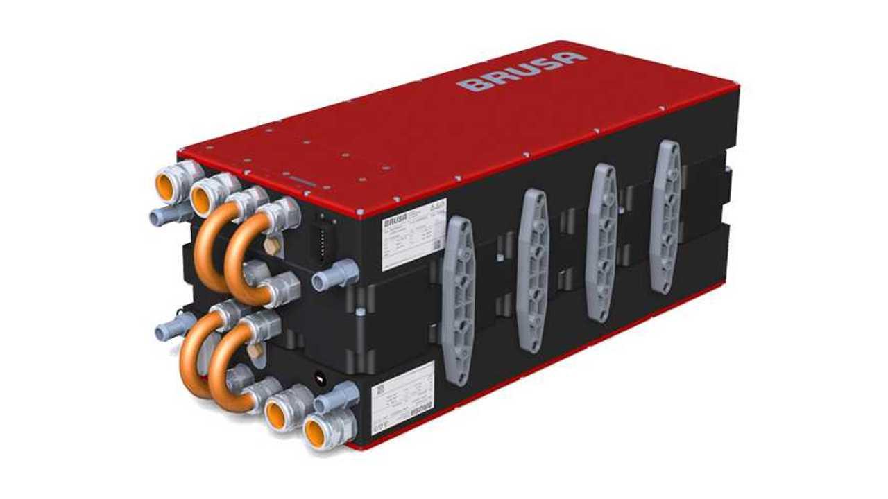 Brusa Introduces Fullbridge Converter for High Performance Applications