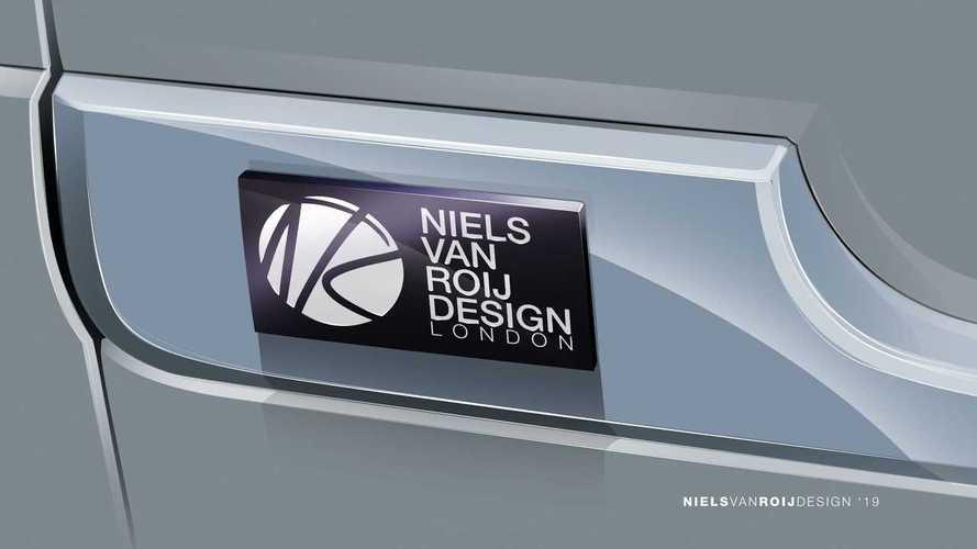 Adventum SUV Coupe teasers by Niels van Roij Design
