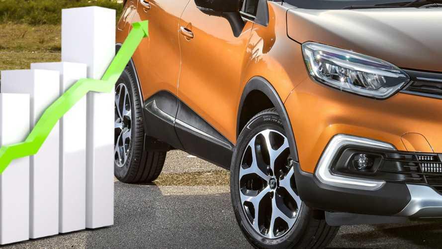 Il fenomeno delle Urban-SUV: la regina è la Renault Captur