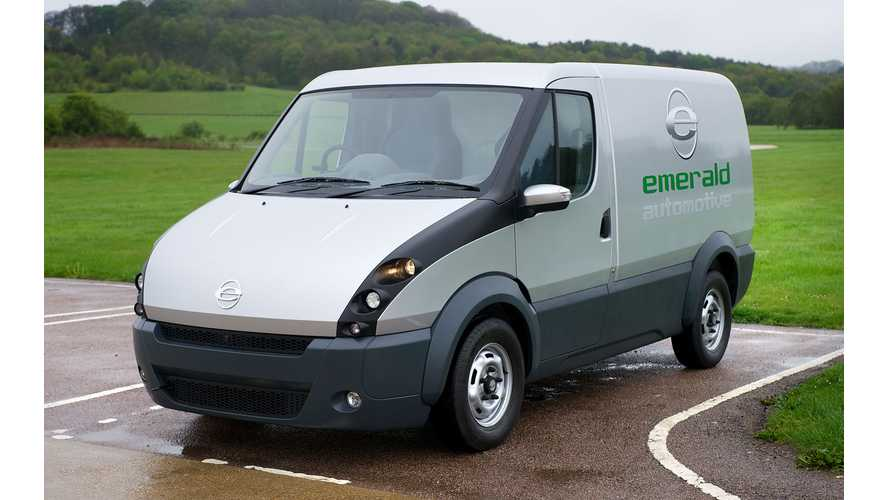 China's Geely Buys EV Startup Emerald Automotive