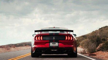 Hallgasd meg, hogy szól az új Mustang Shelby GT500 kipufogórendszere