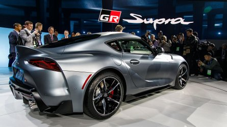 Toyota Chief Engineer Says Supra Could Turn A 7:40 'Ring Lap