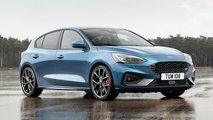 Ford Focus ST vs Ford Focus Titanium