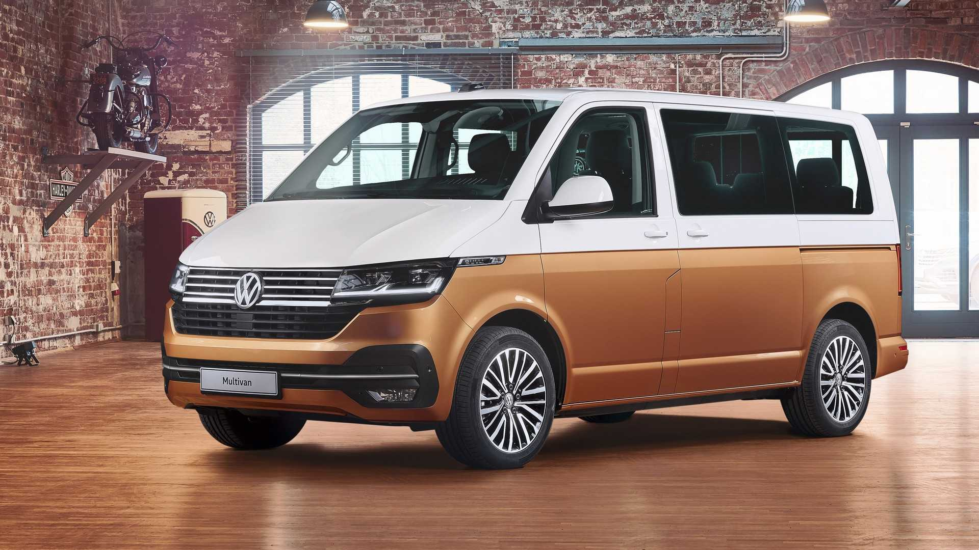 2019 Vw T6 1 Unveiled With New Tech Sophisticated Look