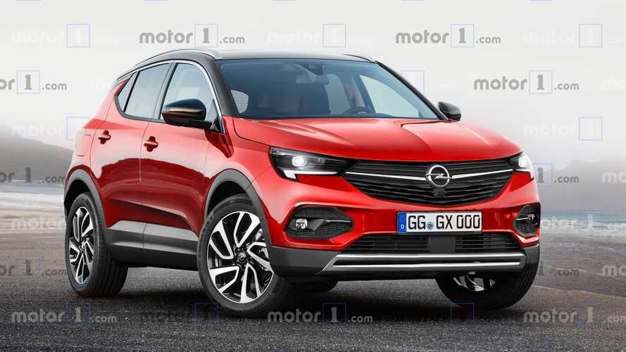 Opel Mokka X 2020: todo lo que sabemos del nuevo SUV