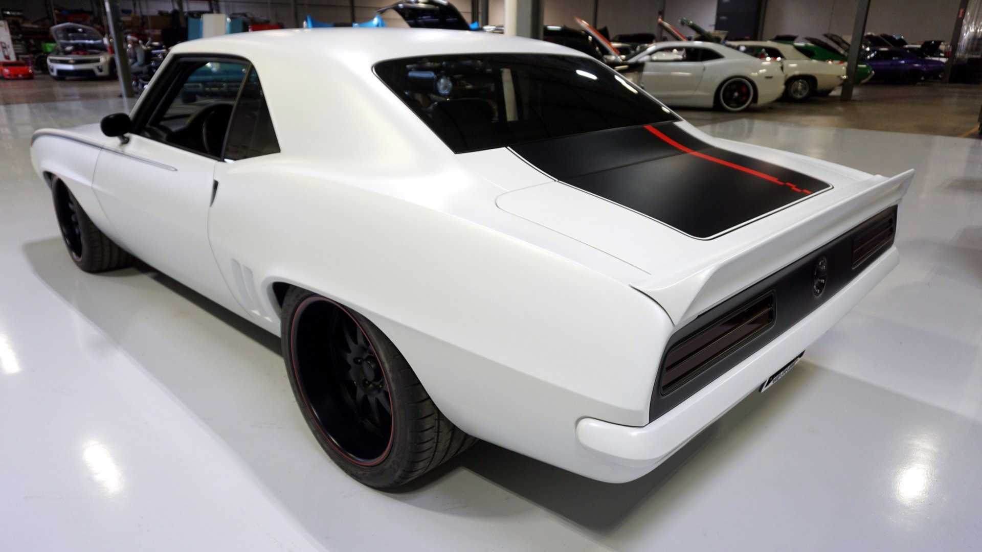 """[""""First Battle of the Builders Champ 1969 Camaro""""]"""