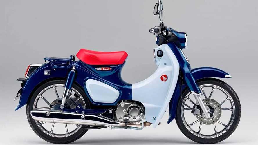 2019 Honda Super Cub 125